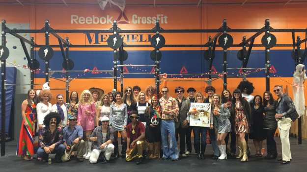 70's Themed Halloween Party 2014